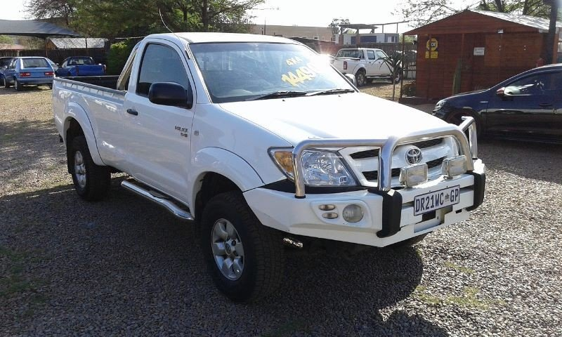 Toyota Hilux 2.5 2006 photo - 5
