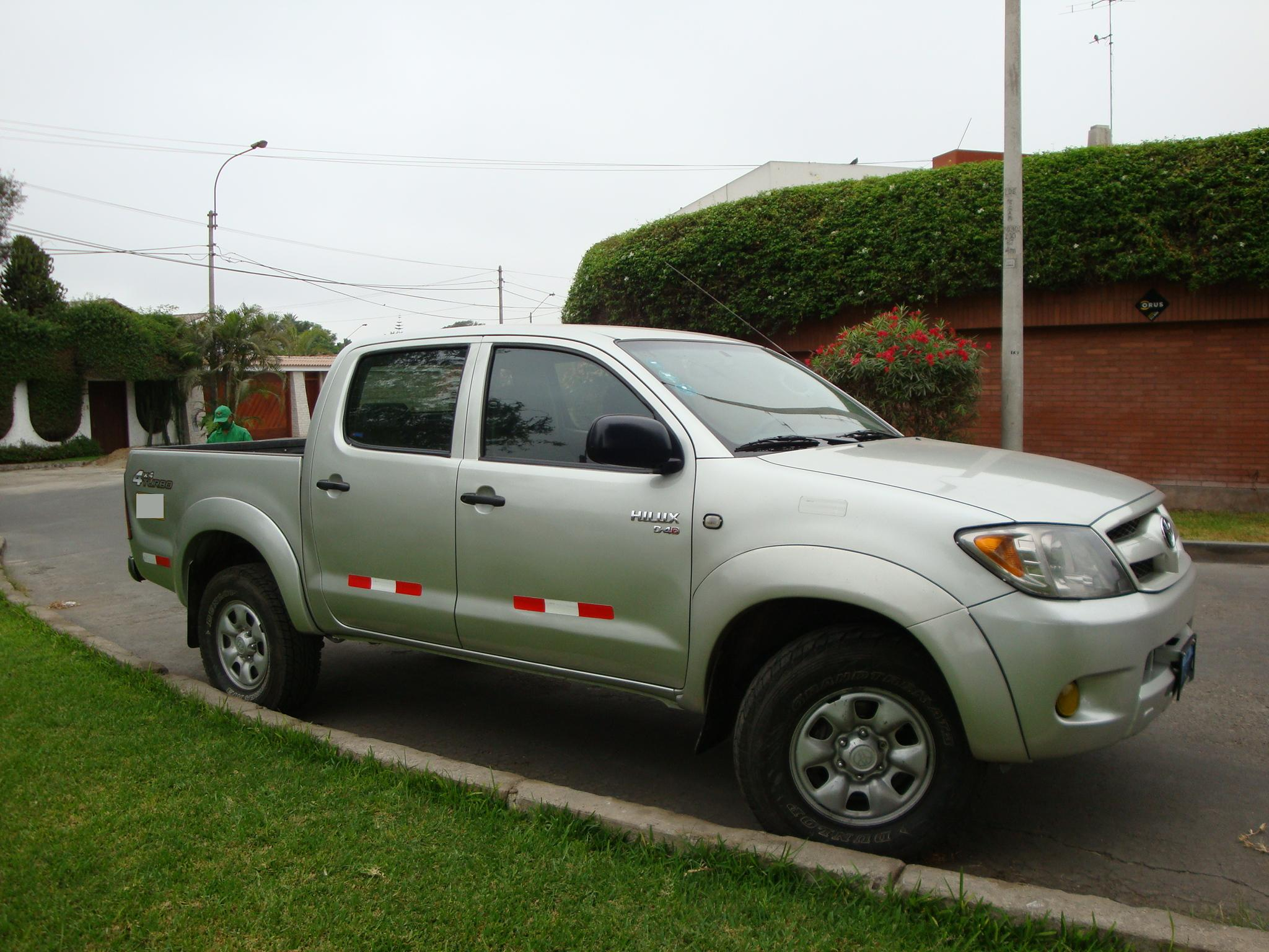 Toyota Hilux 2.5 2006 photo - 6