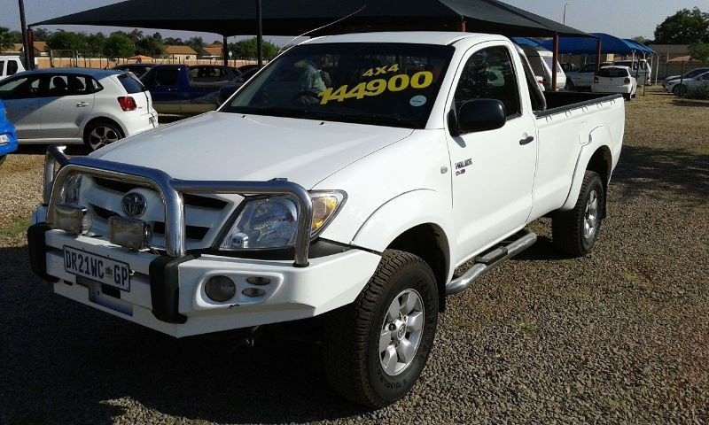 Toyota Hilux 2.5 2006 photo - 7