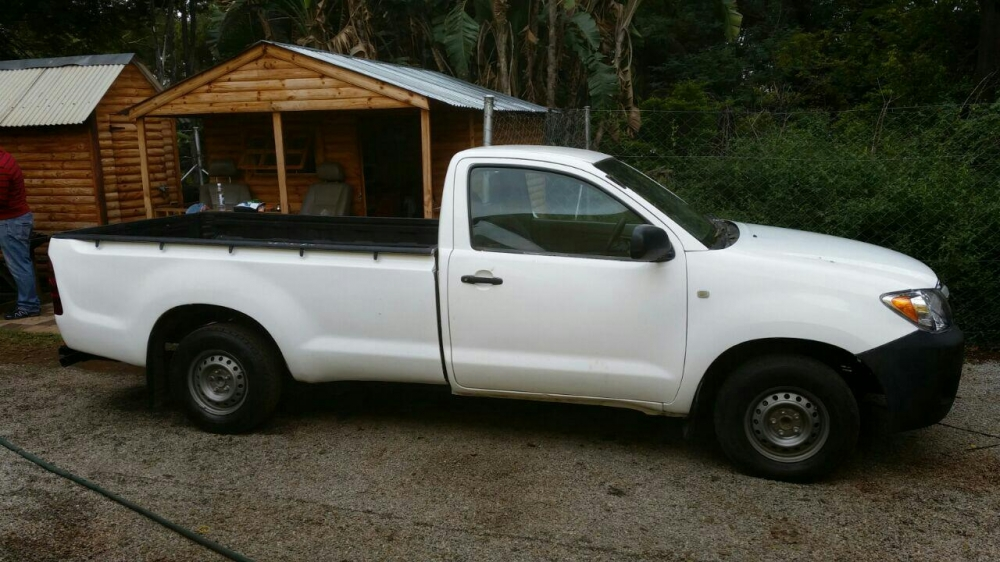 Toyota Hilux 2.5 2006 photo - 9