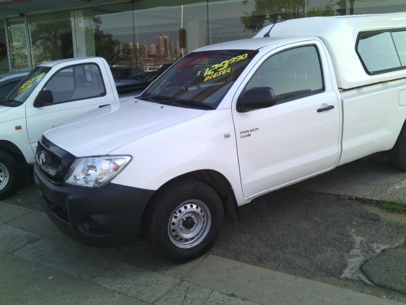 Toyota Hilux 2.5 2008 photo - 1