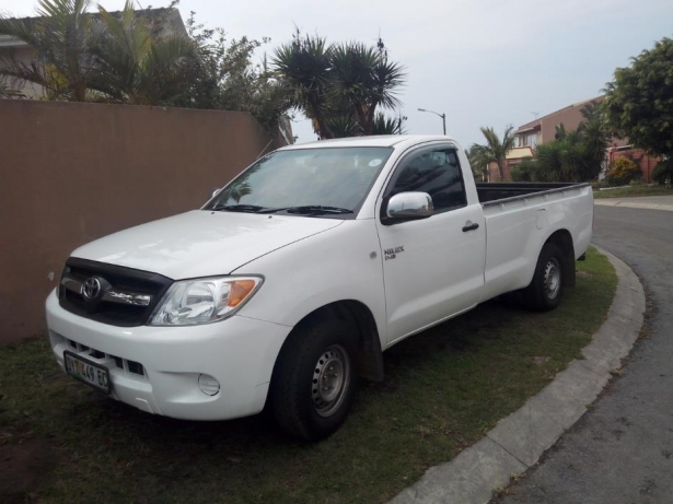 Toyota Hilux 2.5 2008 photo - 10
