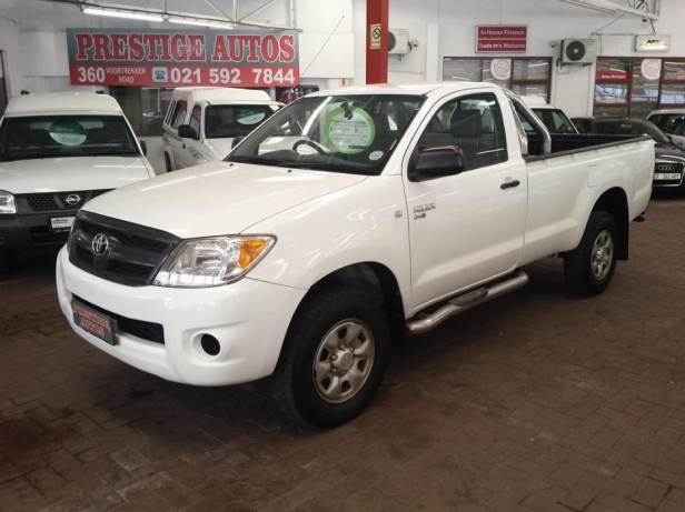 Toyota Hilux 2.5 2008 photo - 11
