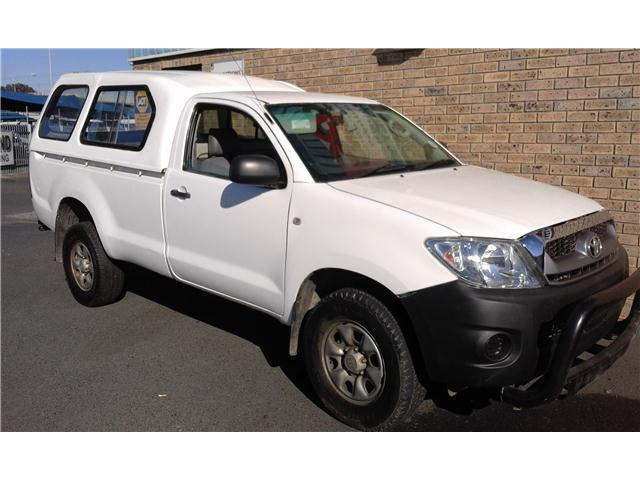 Toyota Hilux 2.5 2008 photo - 2