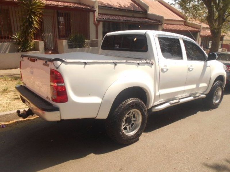 Toyota Hilux 2.5 2008 photo - 5