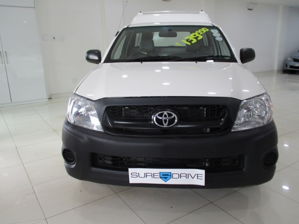 Toyota Hilux 2.5 2008 photo - 6