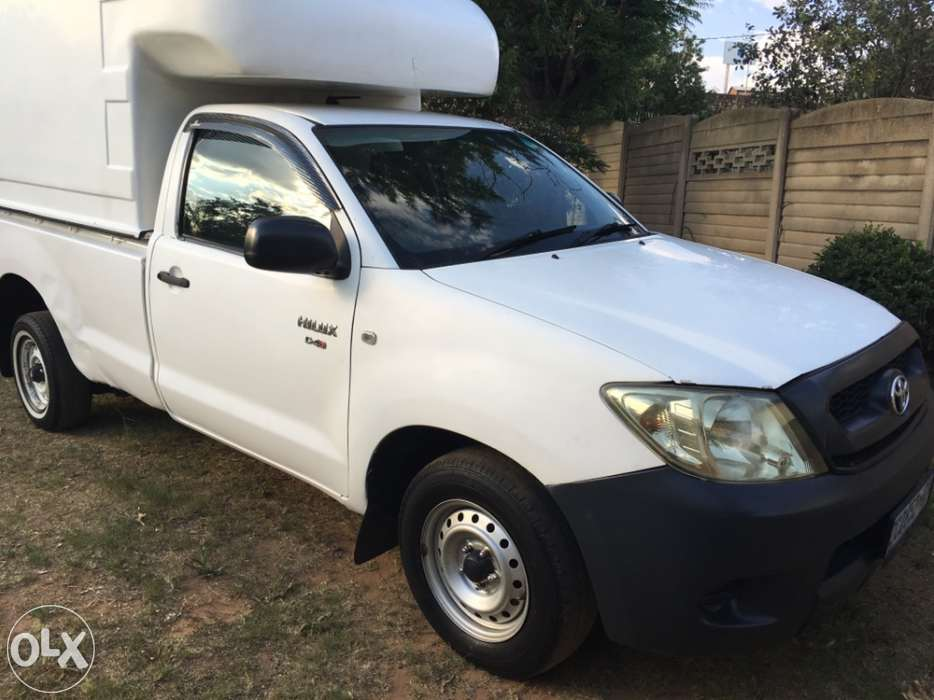 Toyota Hilux 2.5 2008 photo - 7
