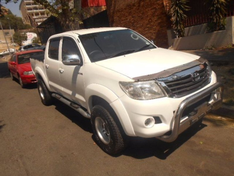 Toyota Hilux 2.5 2008 photo - 8