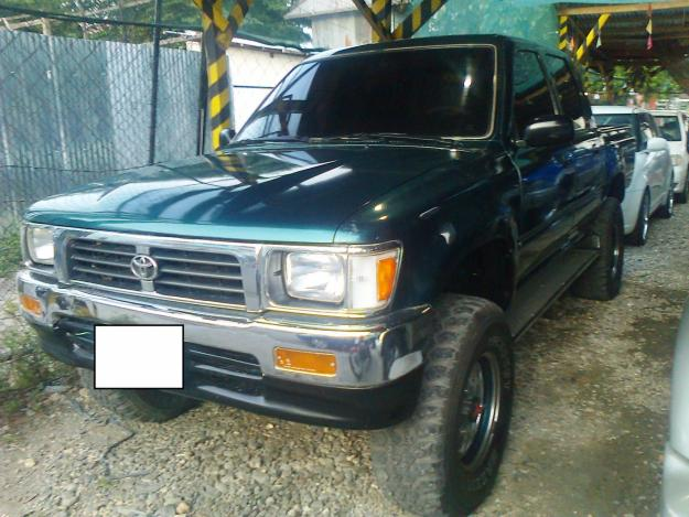 Toyota Hilux 2.8 1989 photo - 10