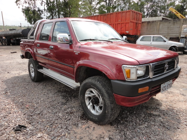 Toyota Hilux 2.8 1989 photo - 11