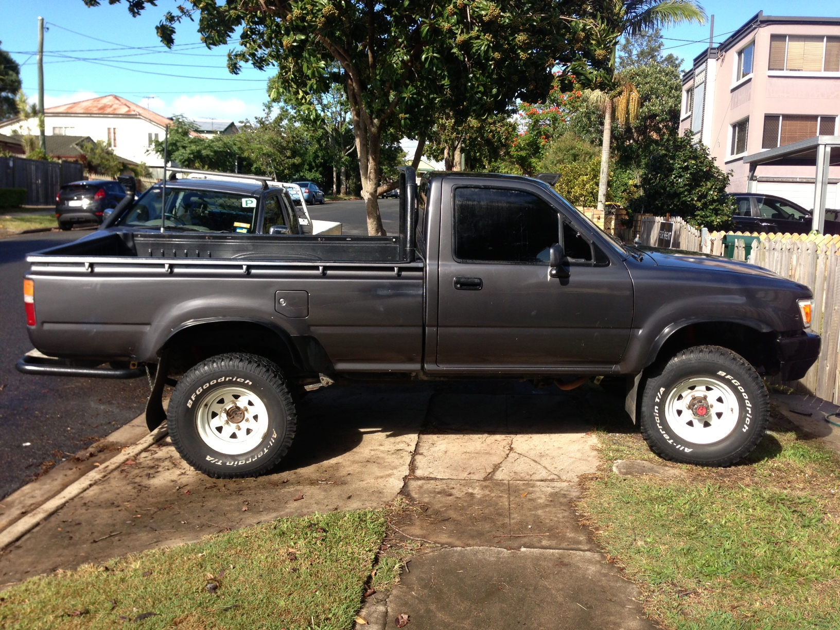 Toyota Hilux 2.8 1989 photo - 5