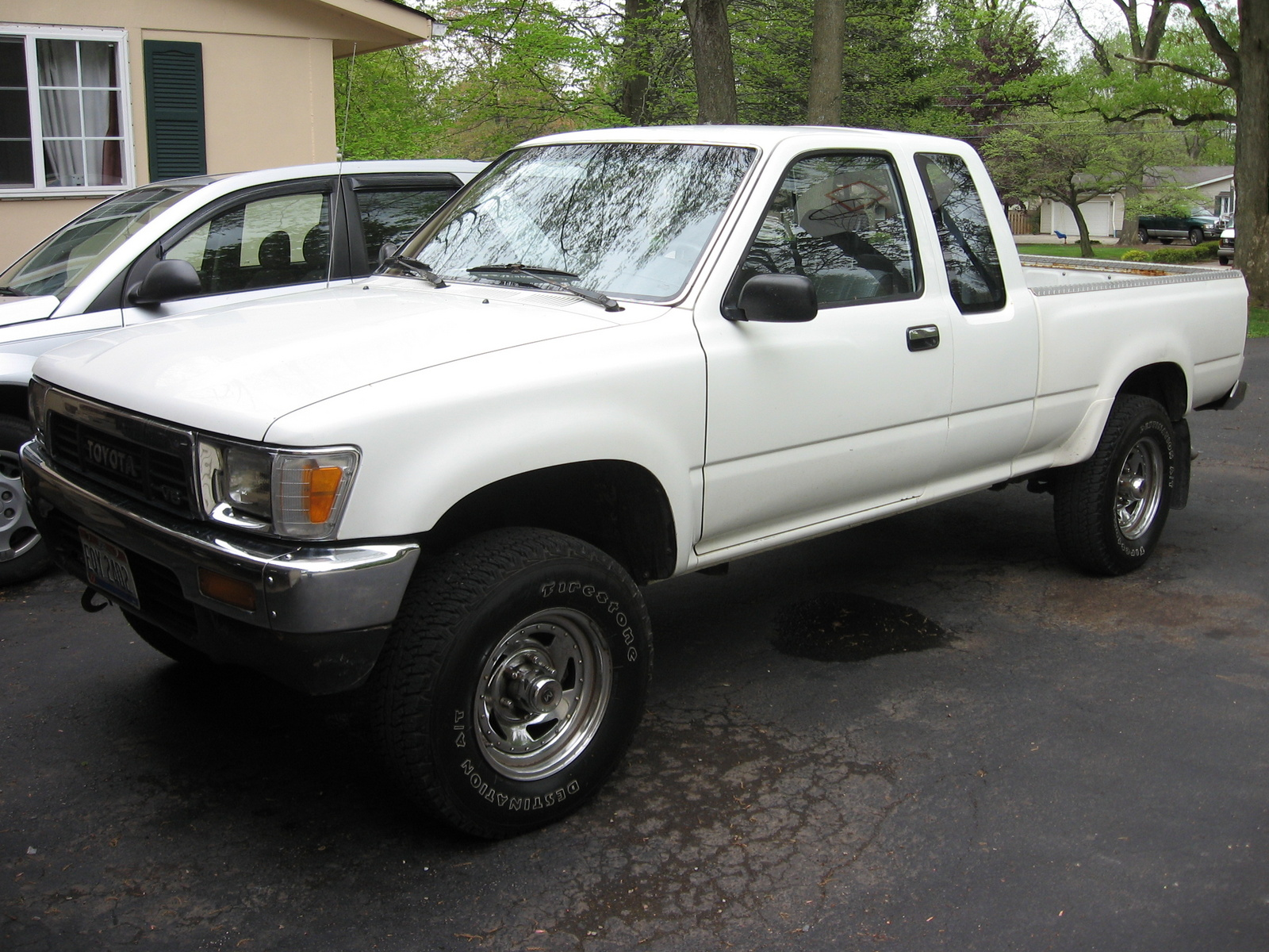 Toyota Hilux 2.8 1991 photo - 11