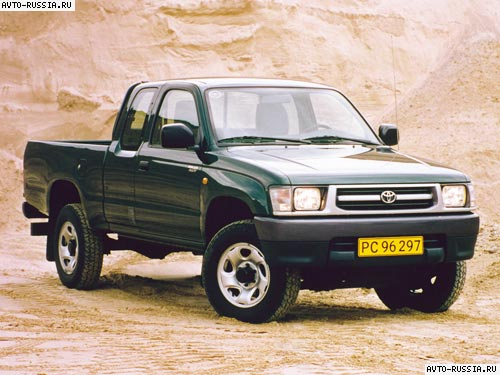 Toyota Hilux 2.8 1991 photo - 2