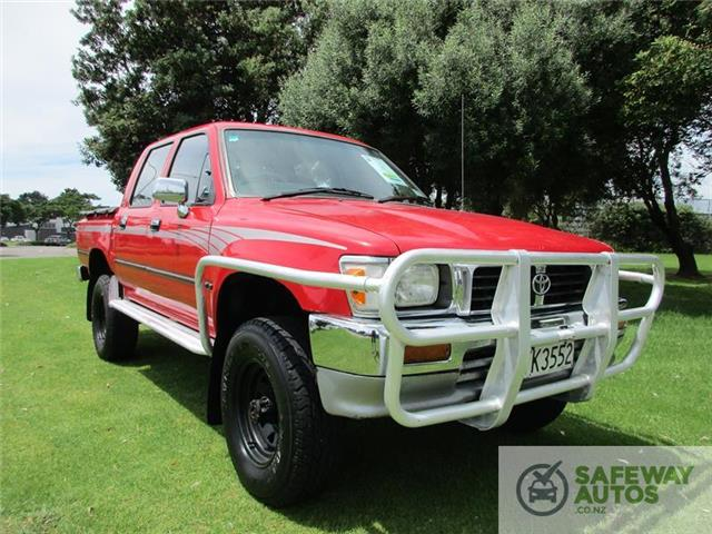 Toyota Hilux 2.8 1994 photo - 5