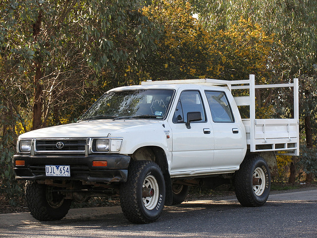 Toyota Hilux 2.8 1994 photo - 7