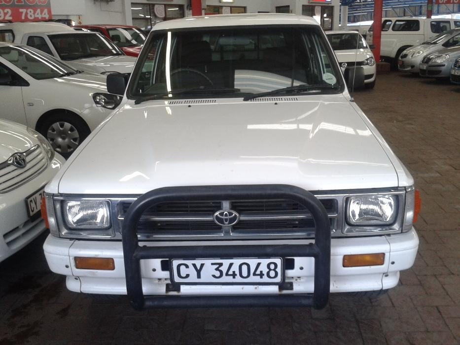 Toyota Hilux 2.8 1996 photo - 10