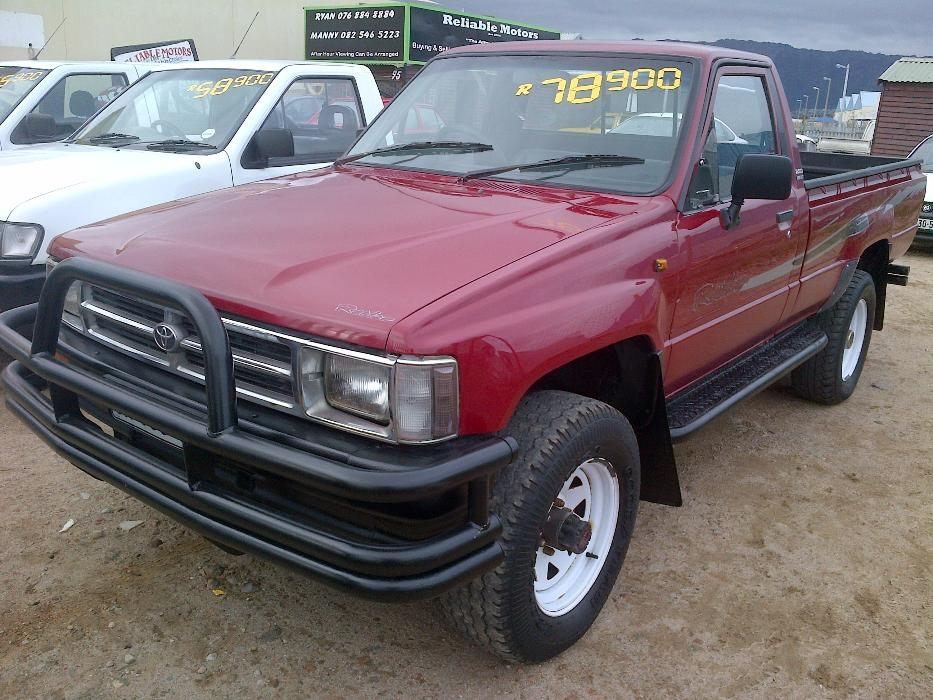 Toyota Hilux 2.8 1996 photo - 11