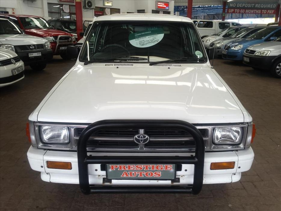 Toyota Hilux 2.8 1996 photo - 5