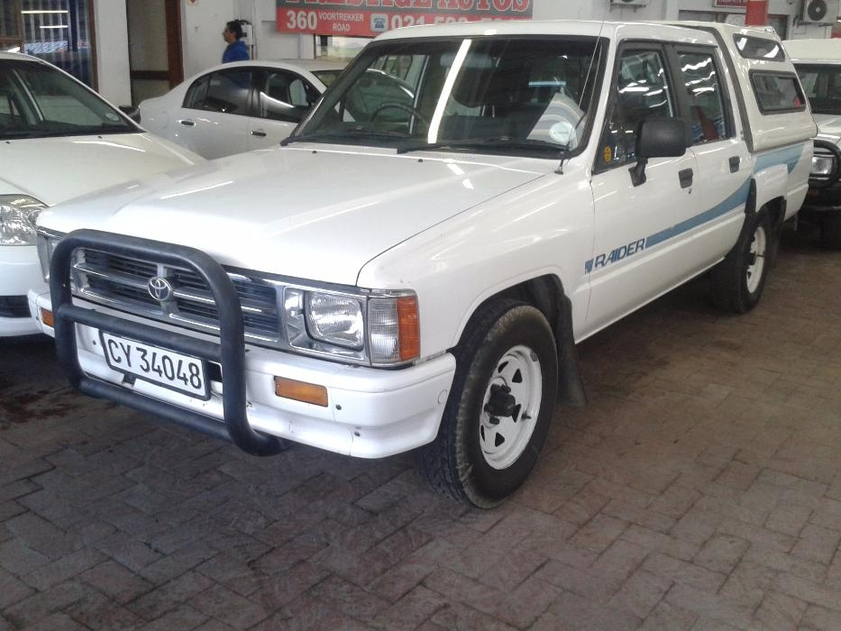 Toyota Hilux 2.8 1996 photo - 8