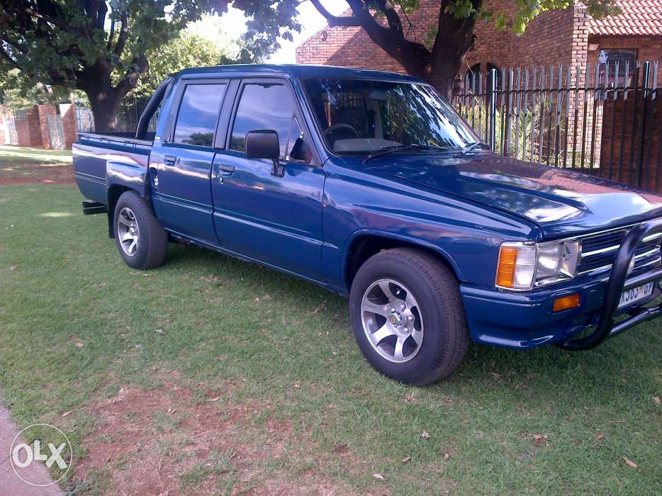 Toyota Hilux 2.8 1997 photo - 11