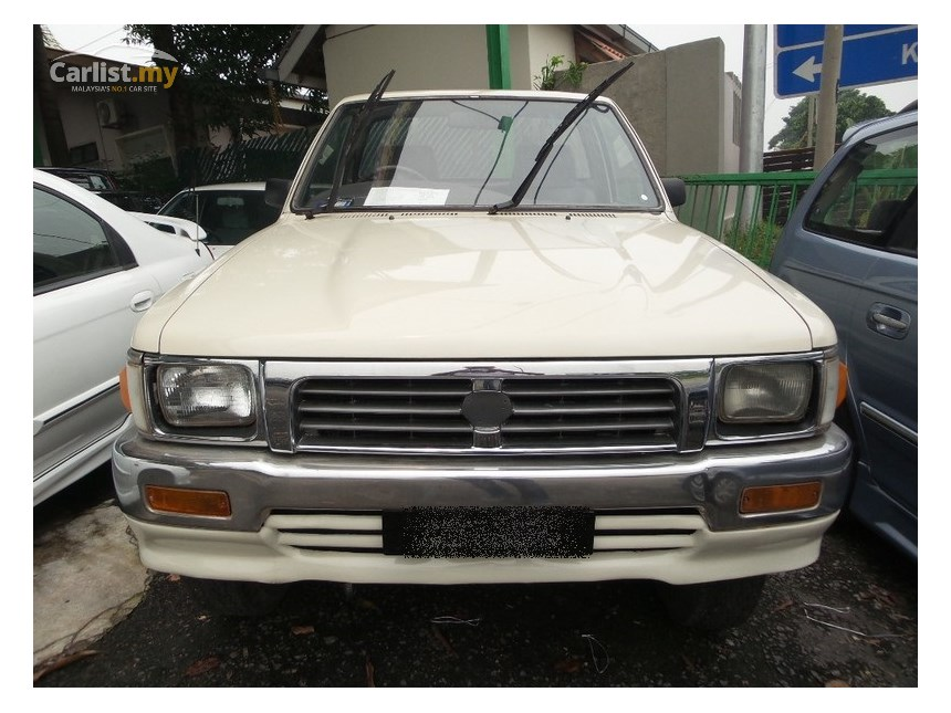 Toyota Hilux 2.8 1997 photo - 4
