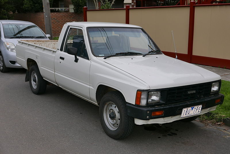 Toyota Hilux 3.0 1984 photo - 10