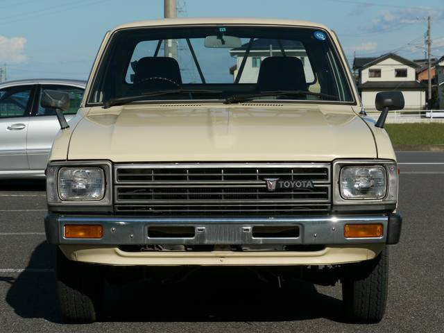 Toyota Hilux 3.0 1984 photo - 7