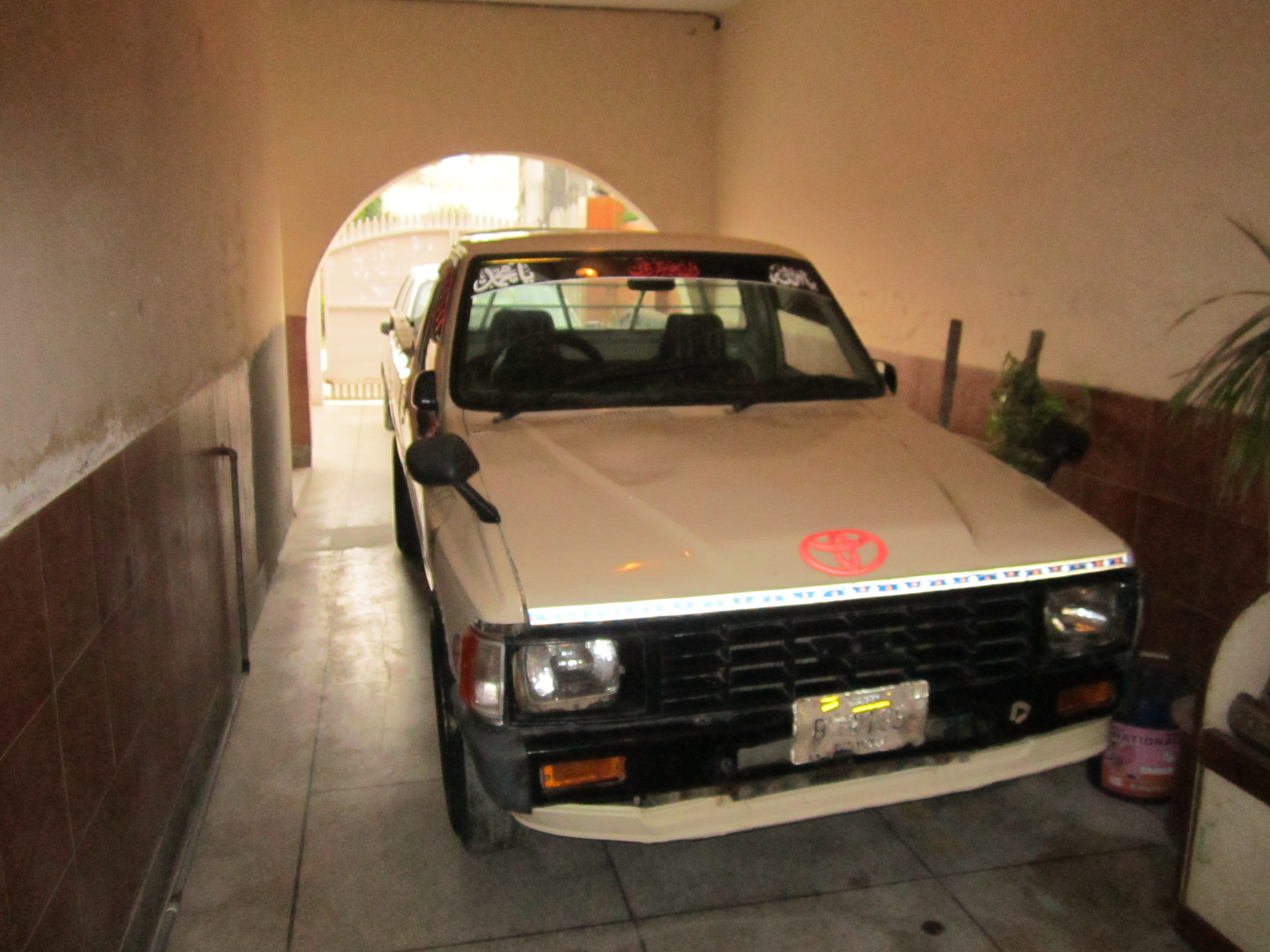 Toyota Hilux 3.0 1984 photo - 9