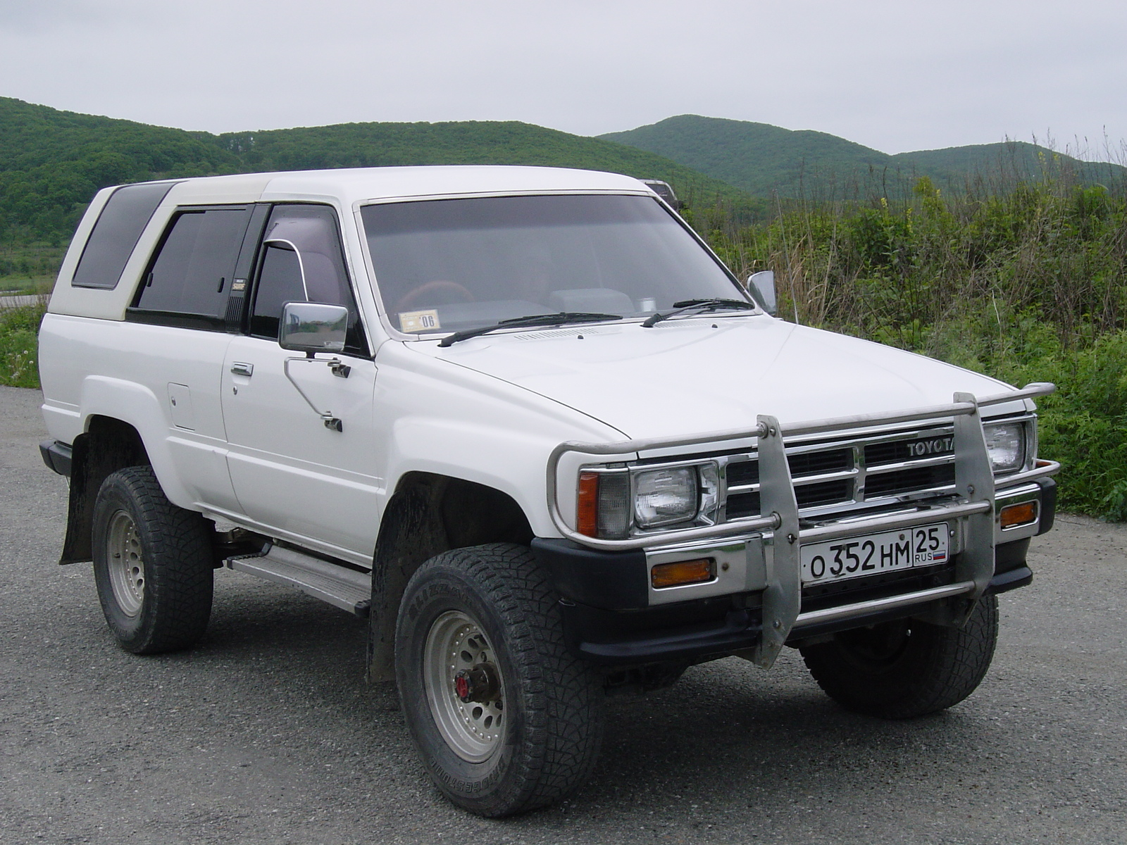 Toyota Hilux 3.0 1987 photo - 10
