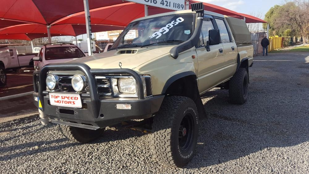 Toyota Hilux 3.0 1991 photo - 1