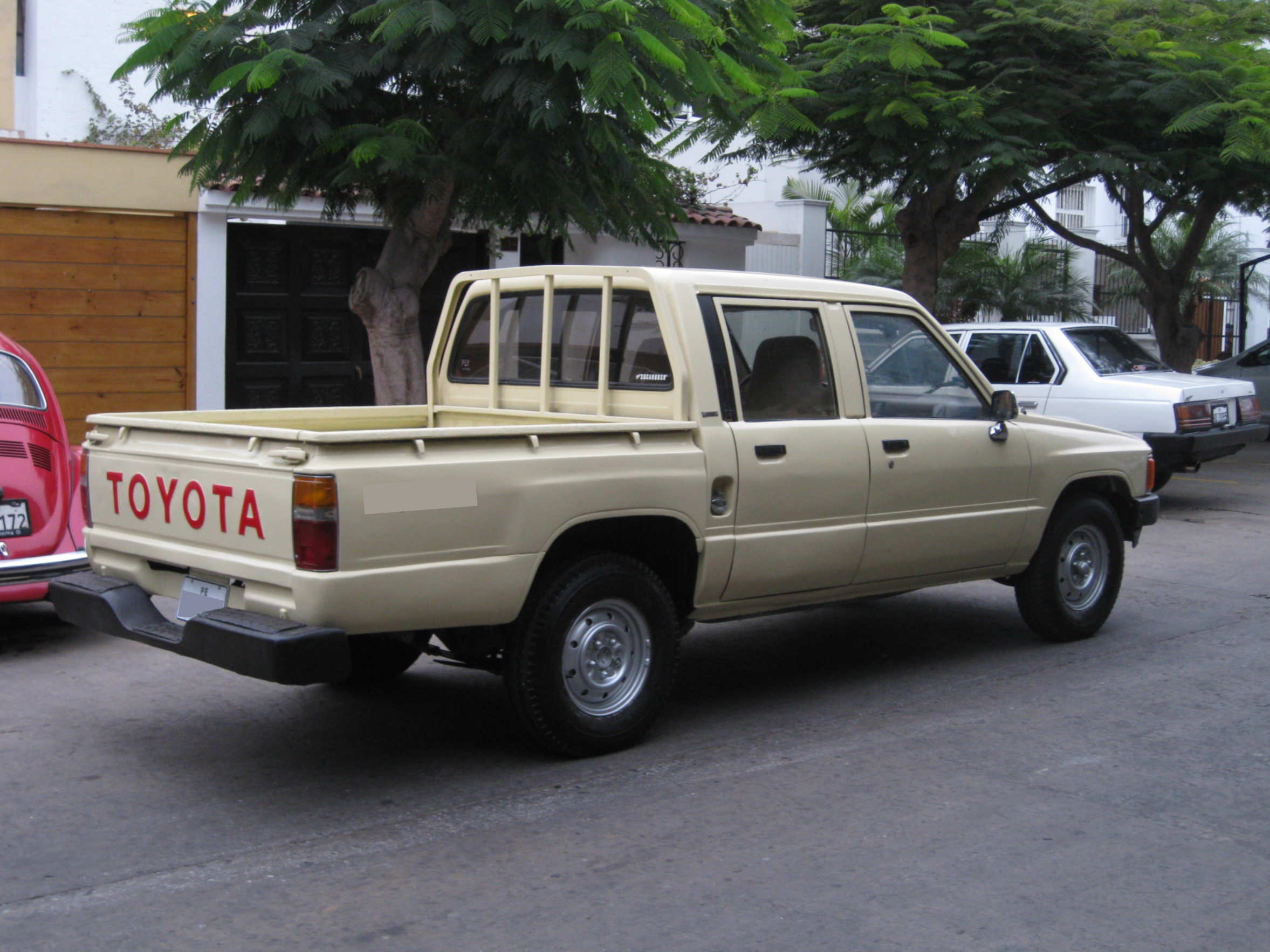 Toyota Hilux 3.0 1991 photo - 10