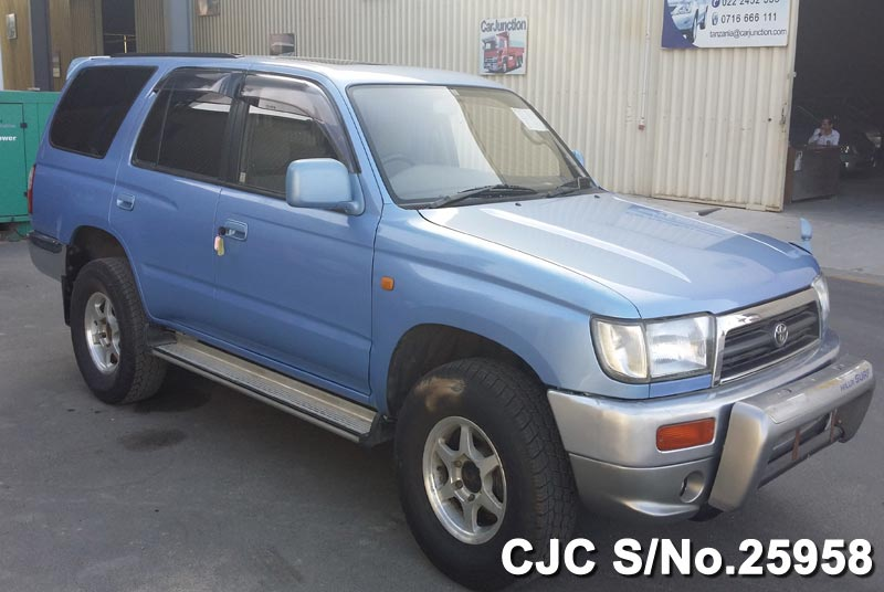 Toyota Hilux 3.0 1996 photo - 10