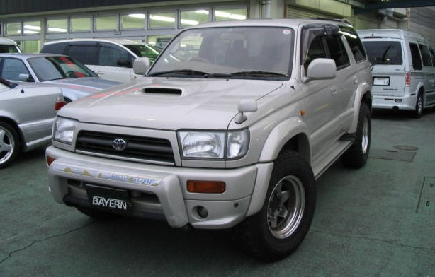 Toyota Hilux 3.0 1996 photo - 3
