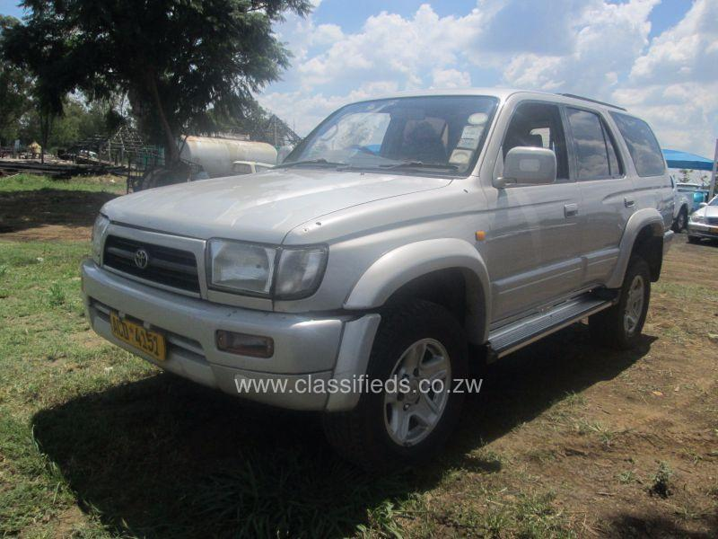 Toyota Hilux 3.0 1996 photo - 4