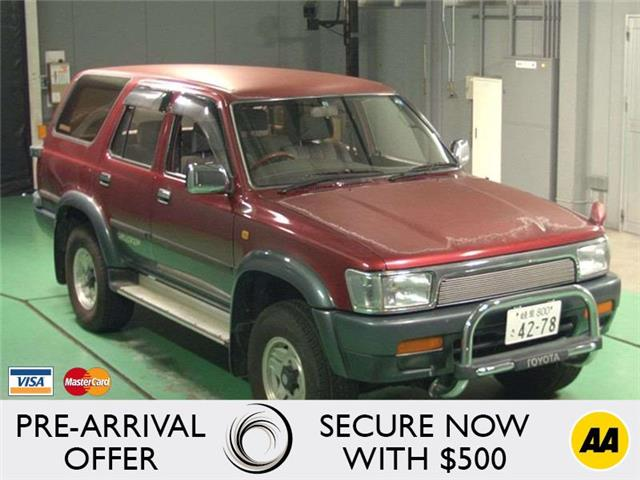 Toyota Hilux 3.0 1996 photo - 8