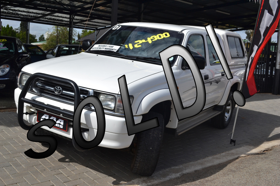 Toyota Hilux 3.0 2001 photo - 10