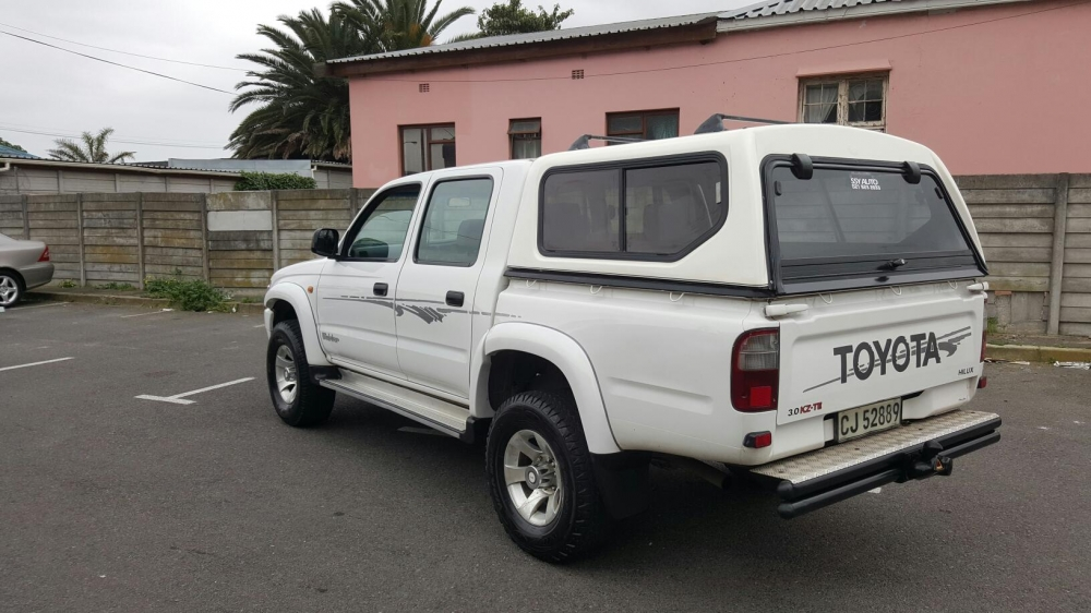 Toyota Hilux 3.0 2001 photo - 7