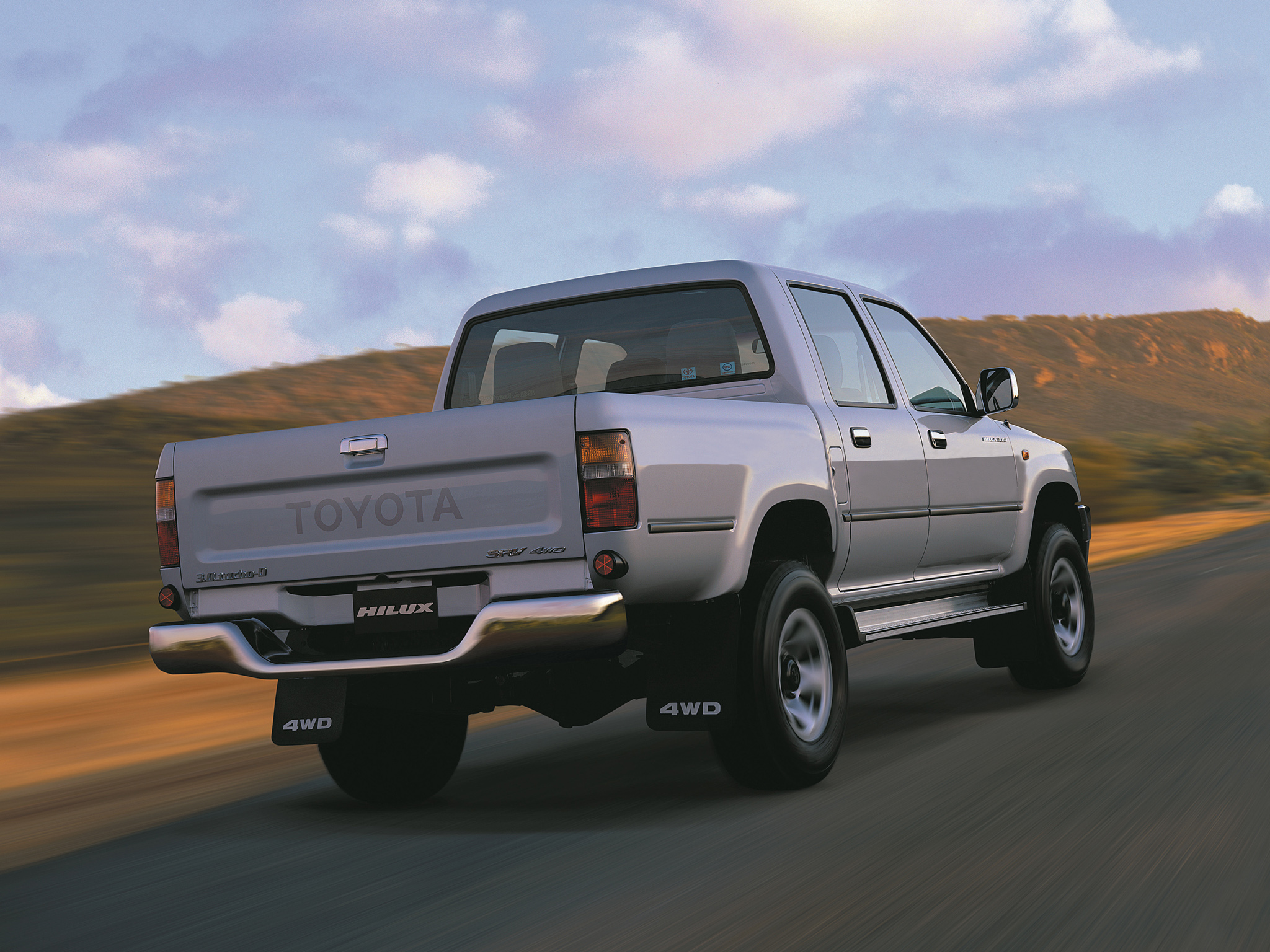 Toyota Hilux 3.0 2001 photo - 8