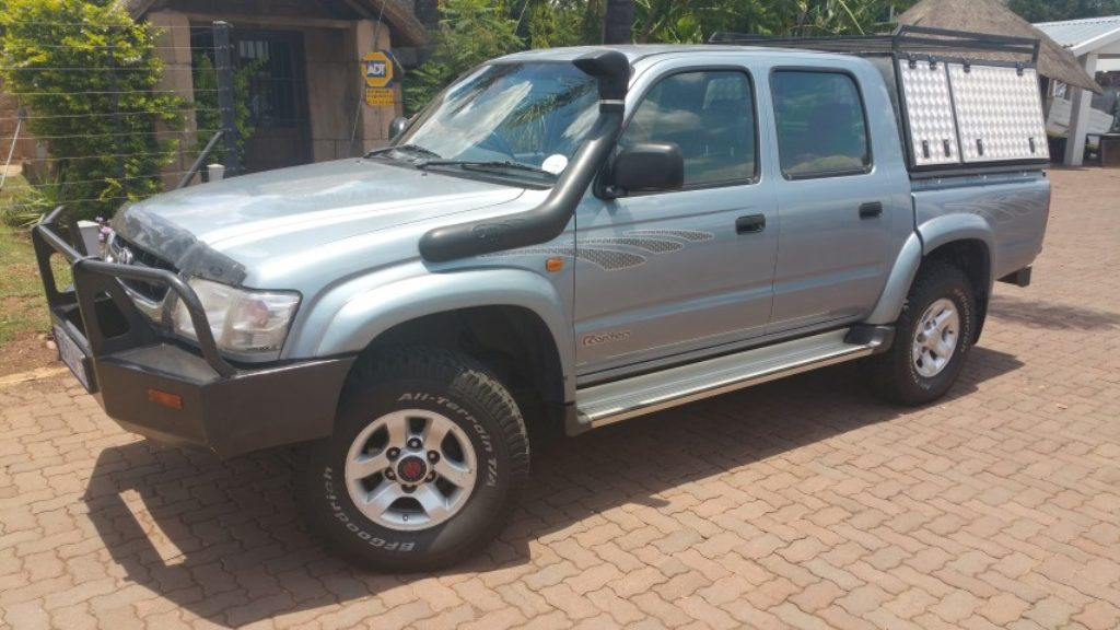 Toyota Hilux 3.0 2004 photo - 5