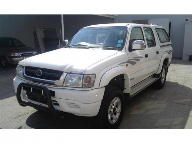 Toyota Hilux 3.0 2004 photo - 7