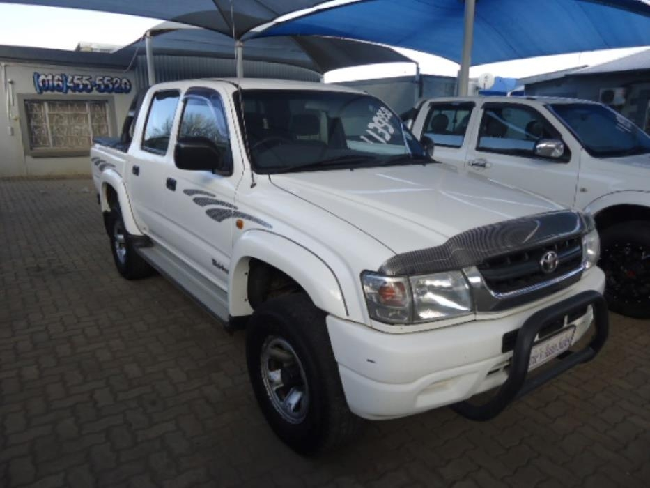 Toyota Hilux 3.0 2004 photo - 8