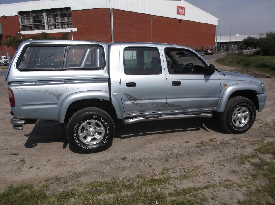 Toyota Hilux 3.0 2004 photo - 9