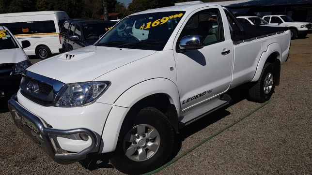 Toyota Hilux 3.0 2008 photo - 1