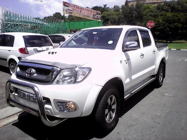 Toyota Hilux 3.0 2008 photo - 11