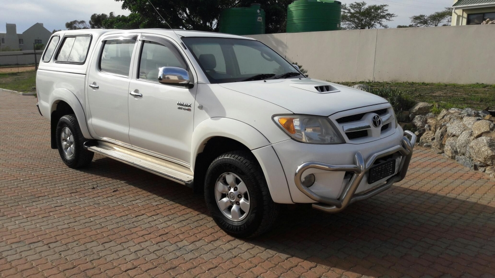 Toyota Hilux 3.0 2008 photo - 12