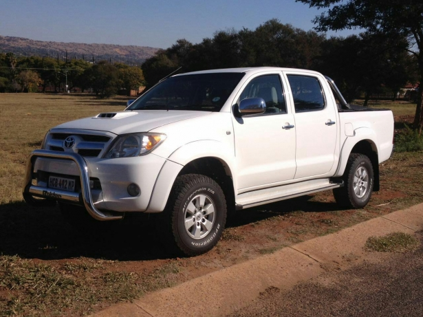 Toyota Hilux 3.0 2008 photo - 2