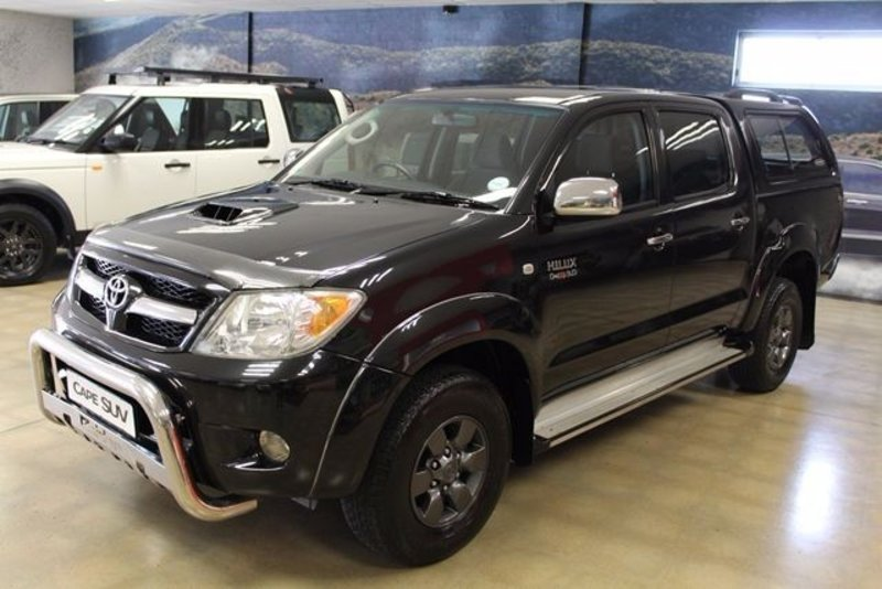 Toyota Hilux 3.0 2008 photo - 3