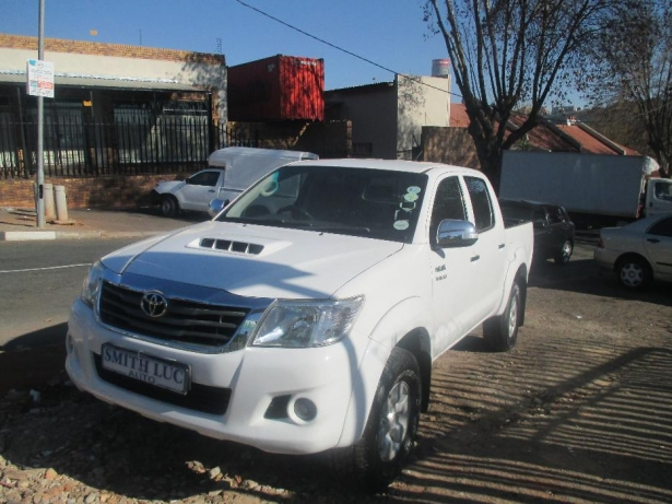Toyota Hilux 3.0 2008 photo - 4