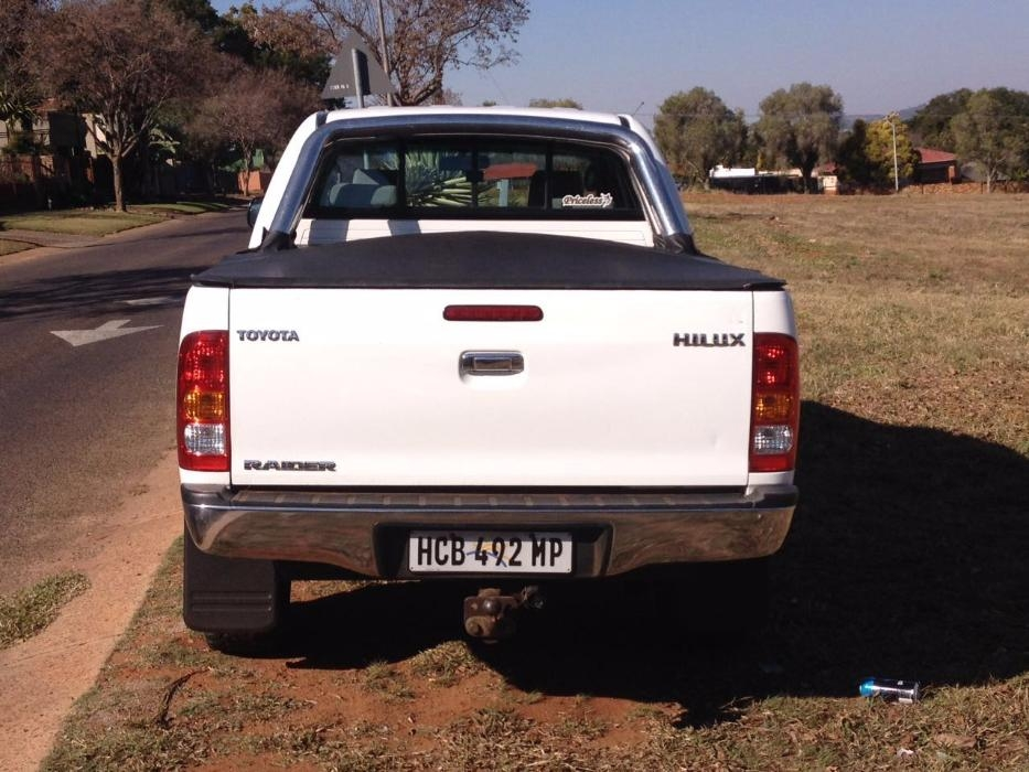 Toyota Hilux 3.0 2008 photo - 6