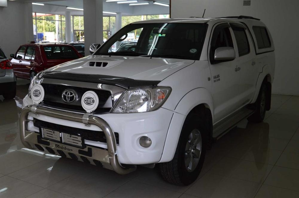 Toyota Hilux 3.0 2008 photo - 8